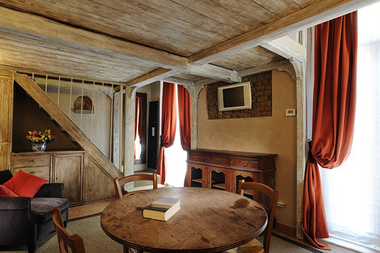 location appartement rome